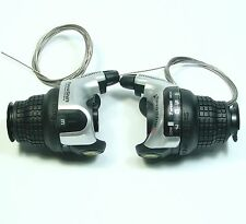 Shimano SL-RS41 - 3 x 7 21 Speed Revo shift Twist Shifterw/Cables