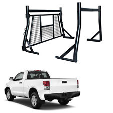 800LB Pickup Truck Rack Ladder Lumber Kayak Utility Contractor Work Headache to