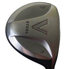 """Taylormade V Steel 3 Wood 15 Degree Reg Flex M.A.S2 RH 43"""""""