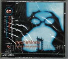 Sealed DEPECHE MODE World In My Eyes JAPAN CD w/OBI+20-p P/S BOOKLET ALCB-159