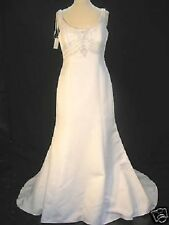 2 Be Bride-Style 233541- Bridal dress Size 16- White- (mr-3)