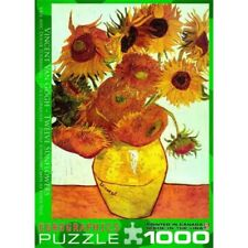 Puzzles et casse-tête jaune art