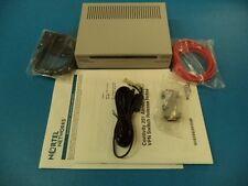 NORTEL CONTIVITY 251 ADSL SECURE GATEWAY,4 PORT SWITCH, LICENSE, CABLES & CONNEC