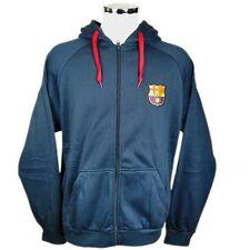 FC Barcelona full zipped hooded sweatshirt 2XL new with tags La Liga Barca XXL