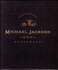 """Michael JACKSON """"dangerous"""" 14 track CD dans un gimmixcover rare"""