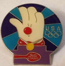 2002 Olympic Winter Games Salt Lake City Betty Crocker Olympic pin