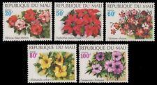 Mali 1971 - Mi-Nr. 292-296 ** - MNH - Blumen / Flowers