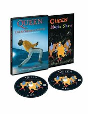 QUEEN LIVE AT WEMBLEY STADIUM 25th Anniversary DVD (Released September 5th 2011)