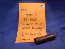 Triumph 37-1023 Distance Piece Wheel Bearing 13/16 x 1 1/32 x 3 7/8 NOS  NP1587