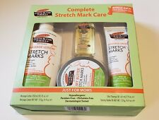 Palmer's Cocoa Butter Formula Complete Stretch Mark Pregnancy Skin Care Kit Moms