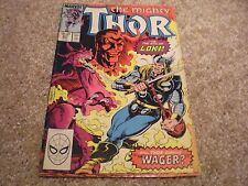 The Mighty Thor #401 (1968 1st Series) Marvel Comics