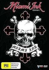 MIAMI INK Collection 2: 3DVD NEW