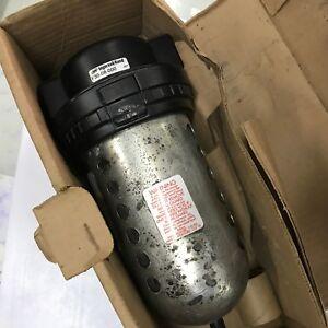 "Ingersoll Rand F30-08-000-28  Compressed Air Particulate filter 1"" NPT 323 SCFM"