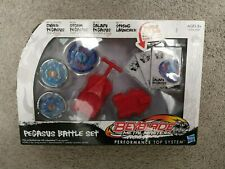 Pegasus Battle Set Beyblade HASBRO METAL MASTERS
