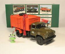 1:43 ZIL 130 Müllwagen KO-413 soviet LKW UdSSR russian truck USSR DDR SIL