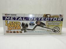 Bounty Hunter Land Star Metal Detector (Open Box)