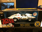 Speed Racer Mach 5 Racer X 35th Anniversary Special Edition 1:18 scale