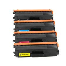 4x Compatible Brother TN346BCMY TN341 HY for L8250CDN L8350CDW MFC-L8600/8850CDW