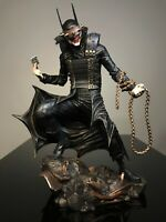 🚨 🦇🤡 DC GALLERY BATMAN WHO LAUGHS STATUE Dark Nights Metal 9 Inch Brand New❗️