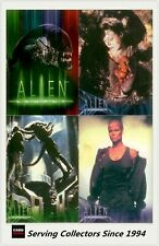 1998 Inkworks Alien Legacy Trading Card Base Card Set (90)