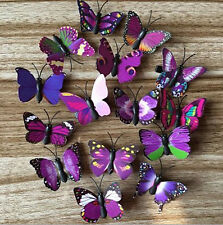 5Pcs Butterfly Flower Hair Claw Clamp Hair Clips Wedding Party Bridal Hair Pins