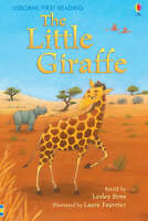 The Little Giraffe (First Reading) (Usborne First Reading) by , Good Used Book (