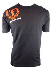 Triumph United Standard T-Shirt (Black) - S - mma bjj ufc