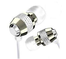 Gran Aspecto Gran Calidad Metálico Auriculares con Silicona Suave Auriculares