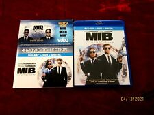 Men In Black 4 Movie Blu Ray Collectiontommy Lee Jones Will Smith