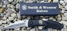 Smith & Wesson  CH009SER Cutting Horse 40% Serrated Knife