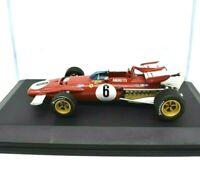 Ferrari F1 312B Fórmula 1 1:43 coche Auto diecast Hot Wheels Gp miniaturas