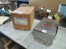 Westinghouse S/S Heavy Duty Safety Switch #WHUN361 30A 240/600 VAC 600 VDC (NIB)