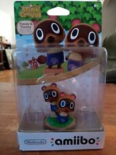 Timmy & Tommy Nook Amiibo Animal Crossing Series Nintendo Switch Wii U 3DS