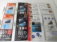 3DS/DS i /DS i LL/DS Lite LCD Screen Protection Sheet 11 NINTENDO Made in JAPAN