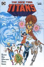 New Teen Titans Tpb Vol 9 Reps #1-9 2Nd Series & More New/Unread