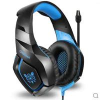 ONIKUMA K1S Game Headset Over-ear Stereo Headphone - BLUE