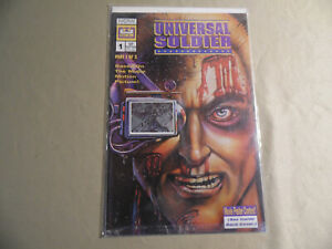 Universal Soldier #1 (Now Comics 1992) Polybagged / Free Domestic Shipping