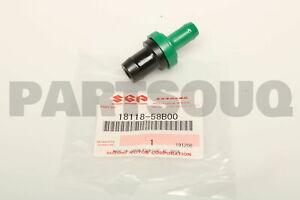 1811858B00 Genuine Suzuki VALVE, PCV 18118-58B00