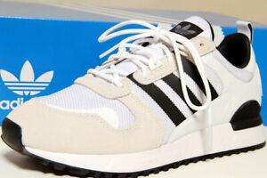 adidas zx 700 hd Sneaker Weiß/Schwarz Gr. 45 1/3