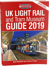 UK Light Rail and Tram Museum Guide 2019 (Seventh Edition) *BOOK