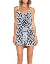 NWT Parker Oxford Silk Sequin Beaded Hayden Dress $429 Size M