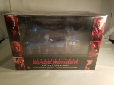 Blade Runner Collector's Box Blu-ray MAV Police Spinner Figure Set Medicom Toy