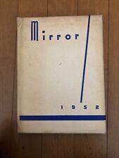 1952 Montpelier High School Yearbook - Ohio