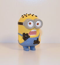 "2013 Giggling Purple Minion 3.5/"" McDonald/'s Action Figure #7 Despicable Me 2"