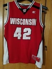 T.J. Watt  42 Wisconsin Badgers STITCH jersey YOUTH MEDIUM M 573c48552