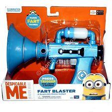 Fart Blaster Gun Minion Gadget Lights & Sounds Thinkway Toys Despicable Me