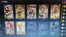 need a account with specific skins or elo  on league of legends, i can get it——-