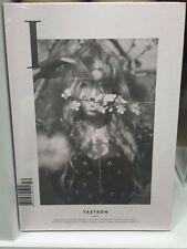 SNSD  TAEYEON  1ST MINI ALBUM  CD + PHOTOBOOK + PHOTOCARD