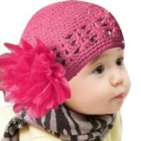 Lovely Big Flower Toddler Infant Baby Girls Lace Hair Band Headband Headwear