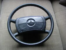 Mercedes 126 300 SD 380 500 SEL steering wheel air bag great condition 1985